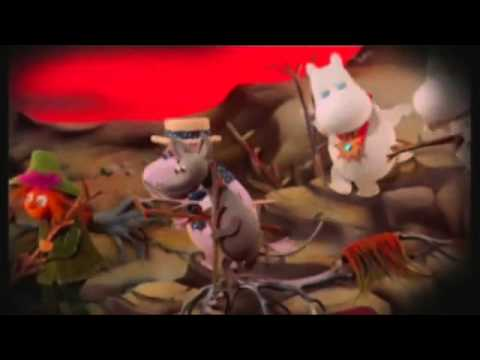 Moomins and the Comet Chase Song with Björk ♥