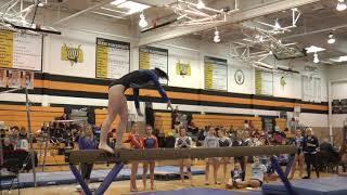 Highlights: ONW Gymnastics @ Shawnee Mission West    September 17, 2018