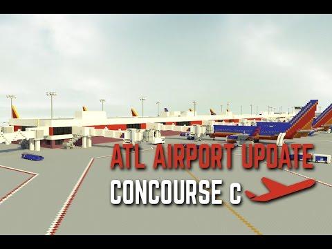 Hartsfield-Jackson Atlanta Intl Progress!   Update video!