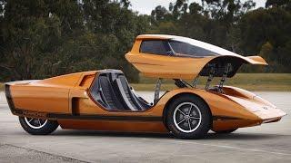 Holden Hurricane Concept 1969 Videos