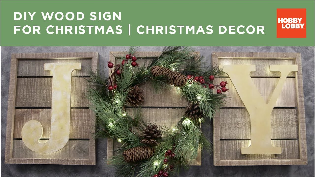 diy christmas pallet sign youtube
