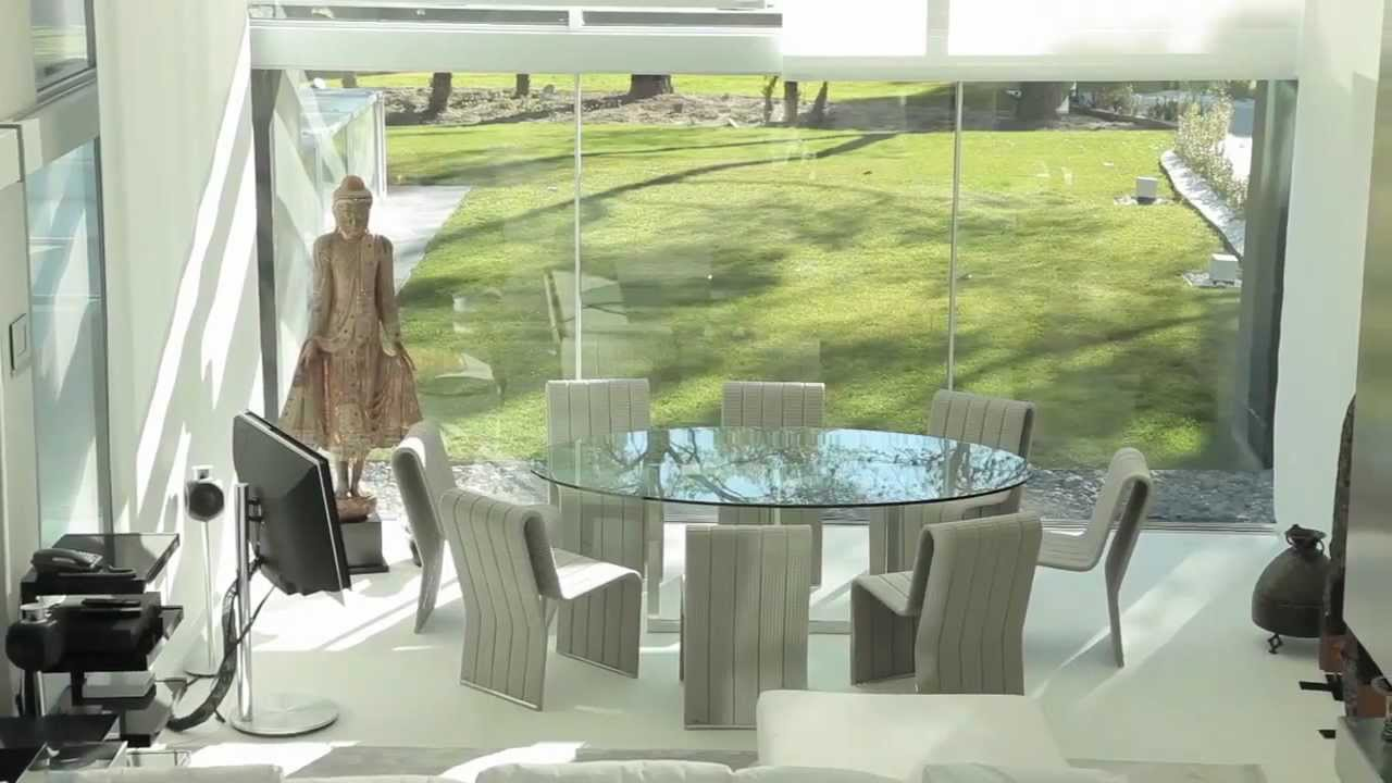 Casa de Lujo en La Moraleja luxury home madrid la moraleja spain Vega New House  YouTube