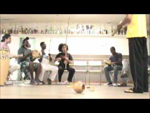 Capoeira Class Part  1