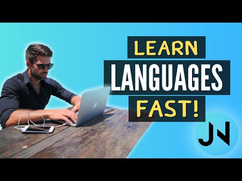 Learn Languages Fast - CRAZY, but Powerful TRICK