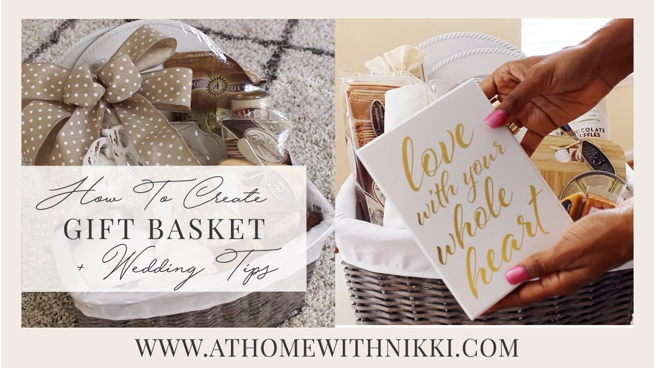 How To Create a Honeymoon Basket | Easter & Gift Basket Tips | PLUS ...