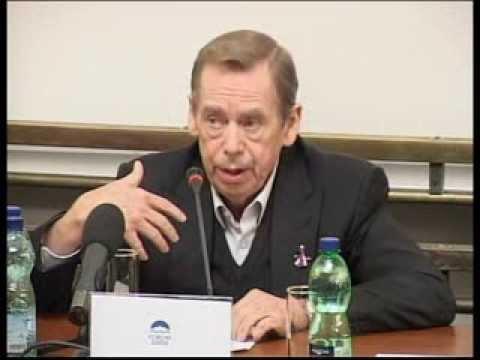 Václav Havel: Svoboda a její nepřátelé