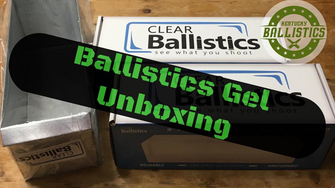 We Got Some Ballistics Gel & Hi-Point Warranty
