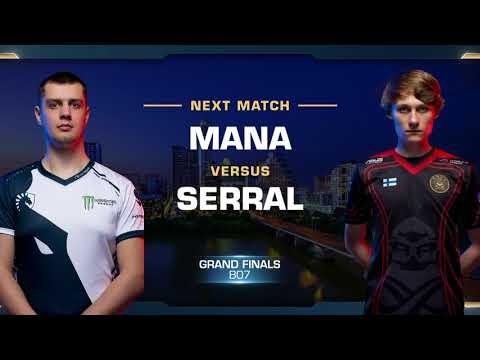 MaNa vs Serral PvZ - Grand Final - WCS Austin 2018 - StarCraft II