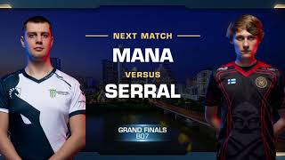 MaNa vs Serral PvZ - Grand Final - WCS Austin 2018 - StarCraft II