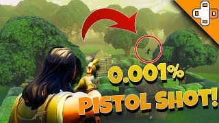 HITTING IMPOSSIBLE SHOTS! - Funny Fortnite Moments 29