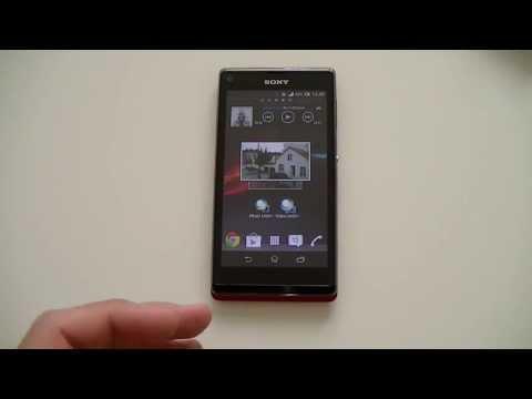 Test du Sony Xperia L | par Top-For-Phone.fr