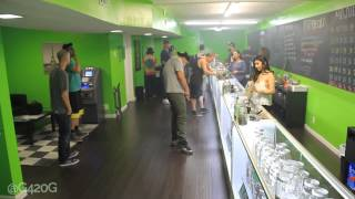 4/20 Smoke Sesh in a Medical Marijuana Collective! HAPPY 420!!!!!!!!