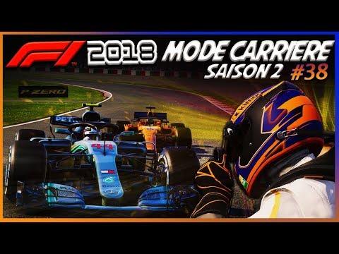 F1 2018 Mode Carrière Part38: Suzuka| DUEL CONTRE HAMILTON