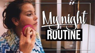 MY NIGHT TIME ROUTINE - Nicole Falciani