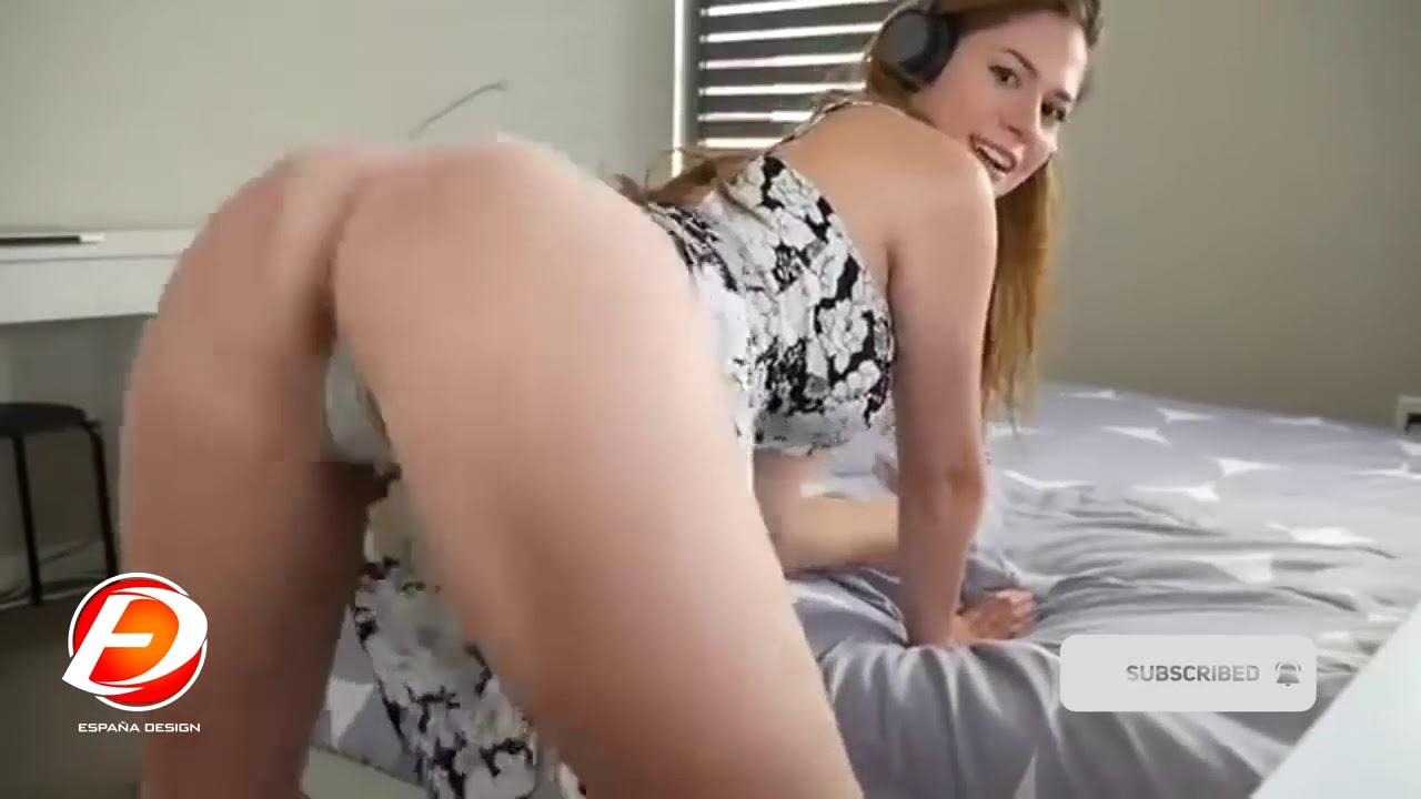 Bailando desnuda