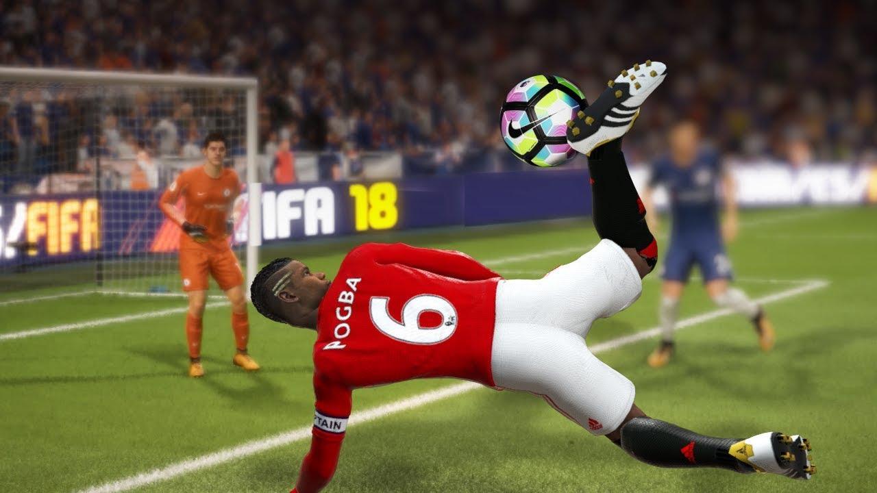 Top Partien Fifa 18