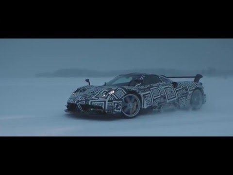 Extreme conditions - The Pagani Huayra BC
