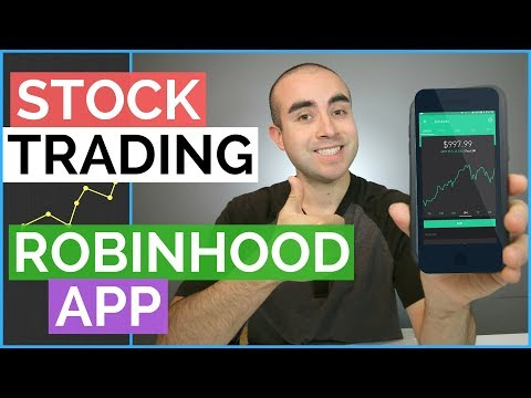 Robinhood Stock Trading App - 6 Month Robinhood Trading App Review