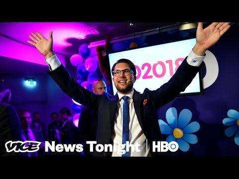 Nazis May Have Founded Sweden's Rising Political Party (HBO)