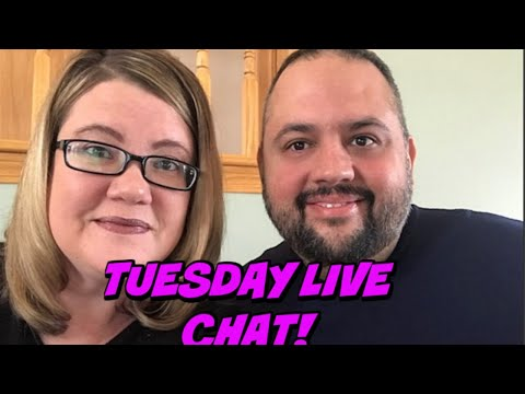 Tuesday Live Chat