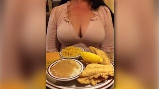 Man Yelp's wife's breasts on restaurant reviews