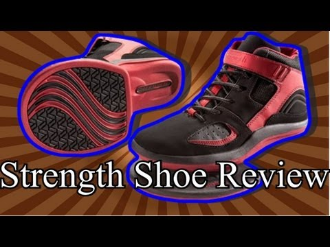 Strength Shoes for Jumping Higher Review with HoopsKing.com