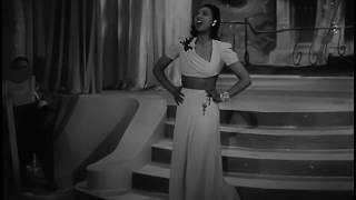 THE FRENCH WAY, Jacques de Baroncelli, 1945 - Josephine Baker Dancing