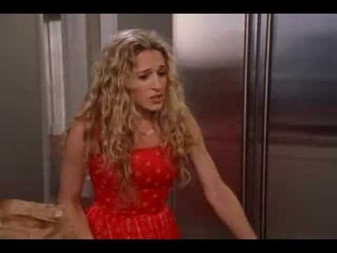 "Thumbnail: ""you said you loved me"" - carrie bradshaw"