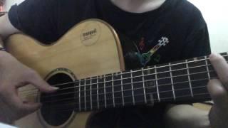 (Cam) Thôi chào em (Acoustic Guitar Solo)