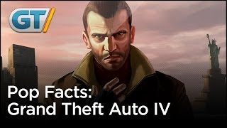 Pop Facts: GTA IV: Heart of Liberty City