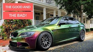 UPS AND DOWNS OF OWNING A WRAPPED CAR!