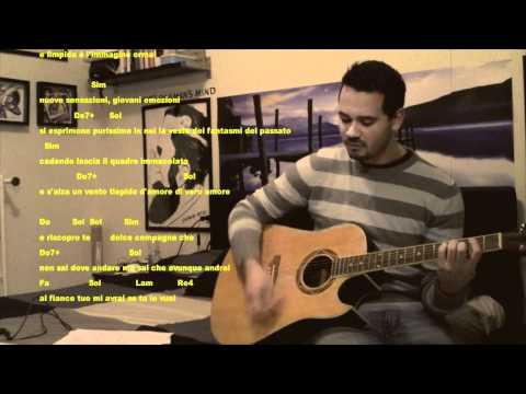 il mio canto libero (Lucio Battisti) testo e accordi