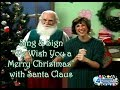 "Sing & Sign ""We Wish You a Merry Christmas"" 