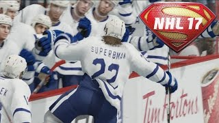 First NHL Game - NHL 17 - Be A Pro ep. 4