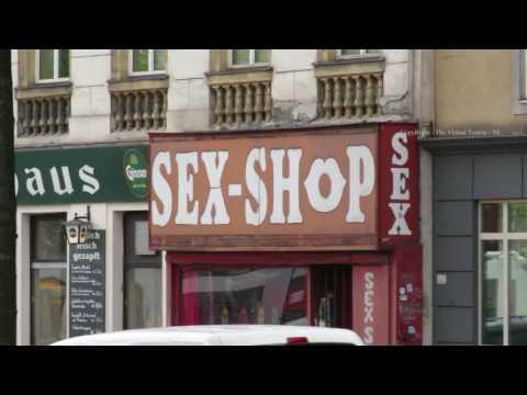 Vienna's Red Light District  in Austria  - The Gurtel  02
