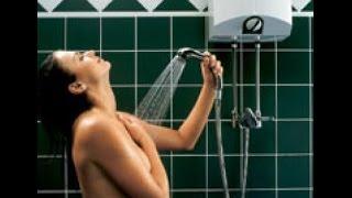 видео как слить воду с бойлера