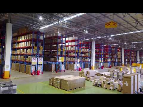 DHL Supply Chain Indonesia - Huawei Project