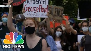'No Justice, No Peace!' Protesters Rally In Chicago | NBC News