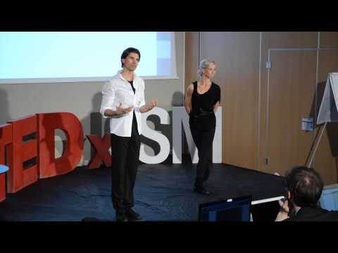 Business is partnering: Justas Kucinskas at TEDxISM