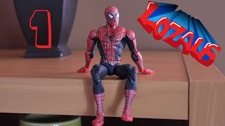 SPIDERMAN Stop Motion Action Video Part 1 thumbnail