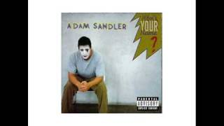 Adam Sandler Corduroy Blues