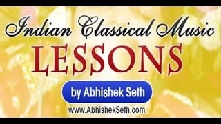 Lesson#1: Sound in music| free online Indian Classical Music Lessons by Abhishek Seth