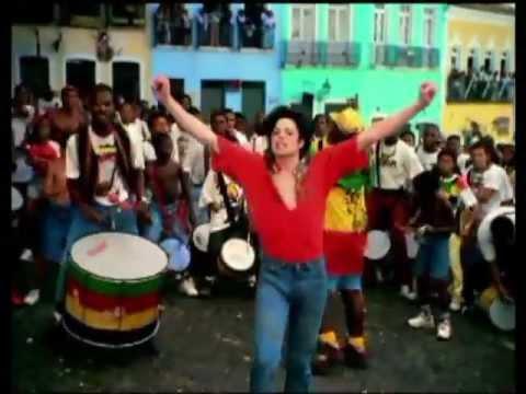 Michael Jackson Vs Pitbull - They Dont Care About Us [1996 vs 2011] (Jose Maria Castells Vrmx)