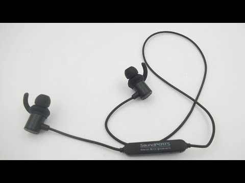 SoundPEATS Q30 Plus Bluetooth Earbuds - Mic and IPX6 Rating - Review