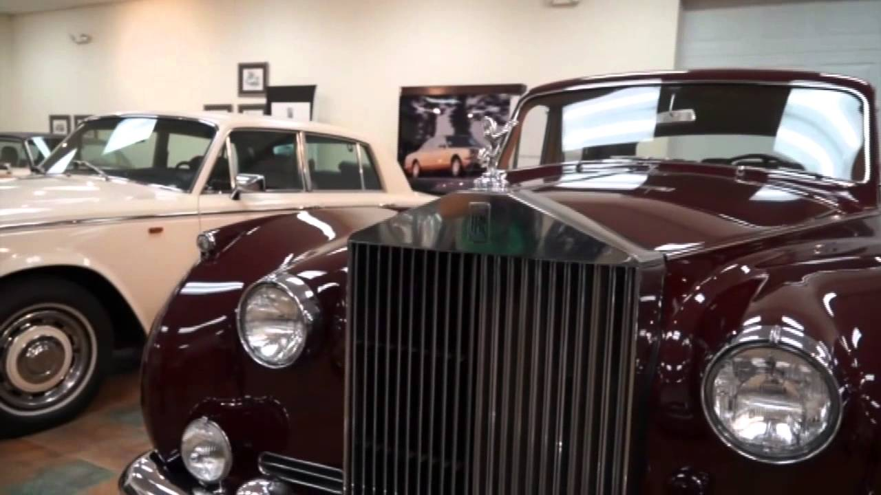 Carlisle: Rolls Royce Museum - Classic Restos - Series 24