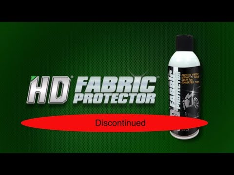 HD Fabric Protector