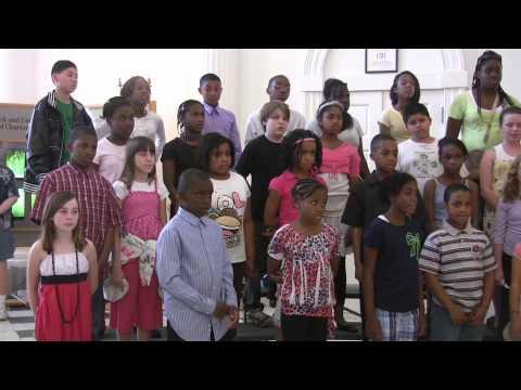 Robert Goddard Montessori Elem Chorus - I Have A Dream
