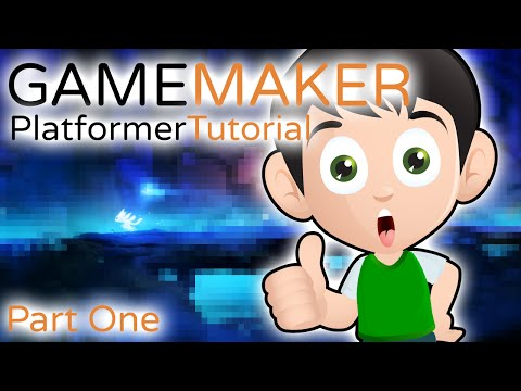 Game Maker Physics Platformer Tutorial – Part 1