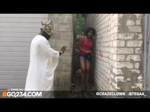 Download comedy video CrazeClown ft  Tegaa Ade x Moongail – When You Decide To Take  GQ234 com