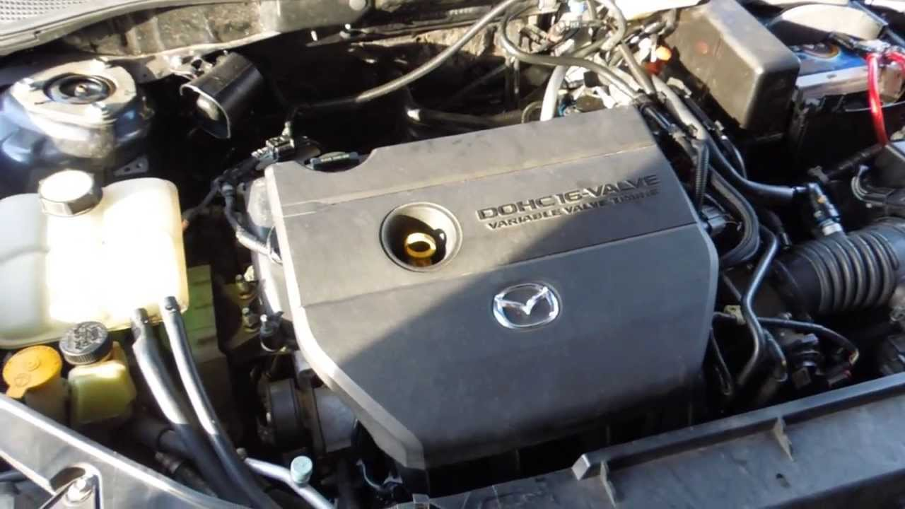 Mazda 3 Engine Coolant Flow Diagram